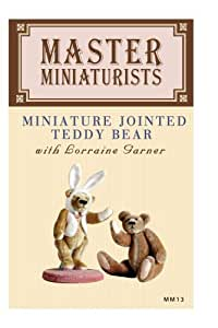 MM13: Miniature Jointed Teddy Bear