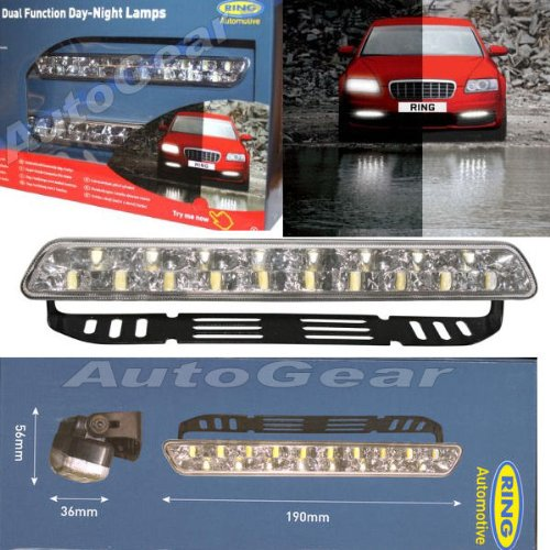Ring - Lyra Daytime Running Light and Night Styling Mode plus try me pack and built in automatic start kit - BRL0398