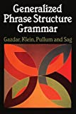 img - for Generalized Phrase Structure Grammar book / textbook / text book