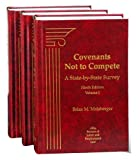 img - for Covenants Not to Compete: A State-by-State Survey book / textbook / text book
