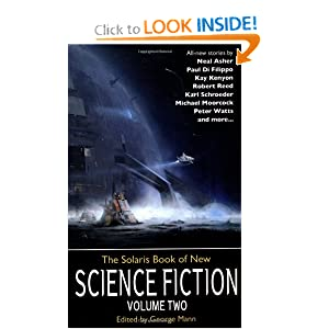 The Solaris Book of New Science Fiction, Vol. 2 by George Mann