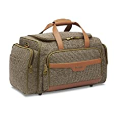 Hartmann Tweed Carry On Duffel
