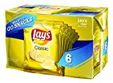 Lay's Original, 6 oz (12 Pack)