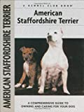 img - for American Staffordshire Terrier (Comprehensive Owner's Guide) book / textbook / text book