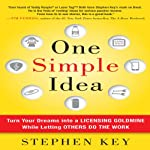 One Simple Idea: Turn Your Dreams into a Licensing Goldmine While Letting Others Do the Work | Stephen Key