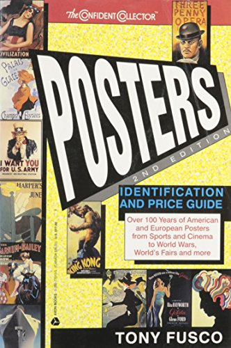 Posters: Identification and Price Guide (Confident Collector)