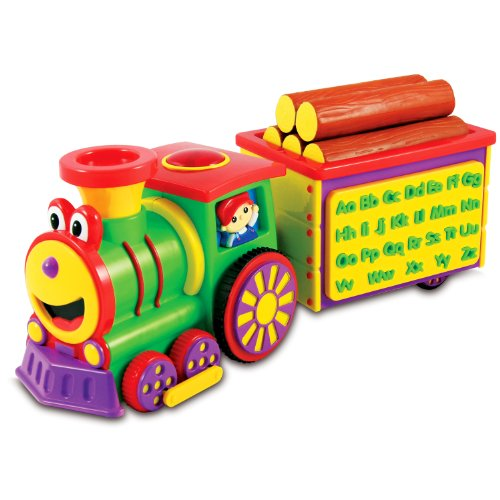 The Learning Journey Alphabet Express RC Train - 1