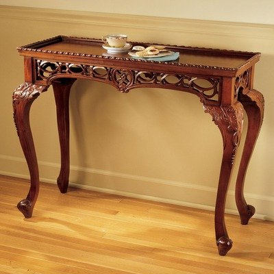 Cheap Filigree Console Table (AF7266)