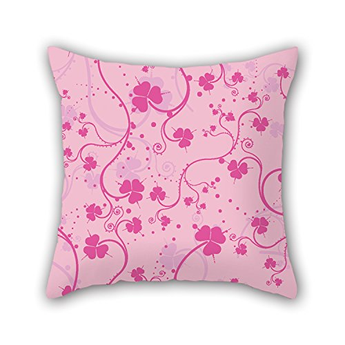 NICEPLW Cushion Cases 18 X 18 Inches / 45 By 45 Cm(double Sides) Nice Choice For Floor,gril Friend,study Room,him,home,wedding Flower