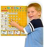 Magnetic Star Chart / Reward Chart ( Large)