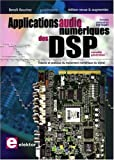 Applications audionum�riques des DSP : th�orie et pratique du traitement num�rique du signal