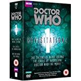 Doctor Who Revisitations, Vol. 1 (The Caves of Androzani / The Talons of Weng-Chiang / Doctor Who: The Movie) [DVD] [1974]by Tom Baker