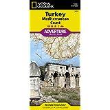 Turkey, Mediterranean Coast Adventure Map