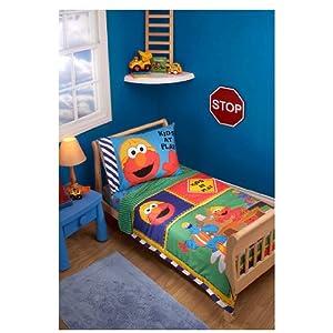 Sesame Street Bedding Tktb