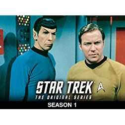 Star Trek Season 1
