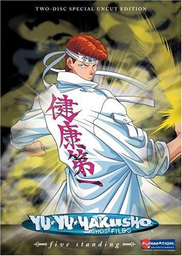 Yu Yu Hakusho: Five Standing eps.57-70