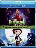 Paranorman / Coraline E La Porta Magica (2 Blu-Ray 3D)