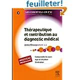 Thérapeutique et contribution au diagnostic médical: U.E. 4.4