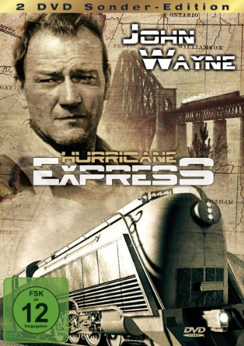 John Wayne - Hurricane Express - 2 DVD Sonderedition