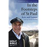 In the Footsteps of St Paul (Kindle Enhanced Edition): Acts and Letters read by David Suchetby New International Version