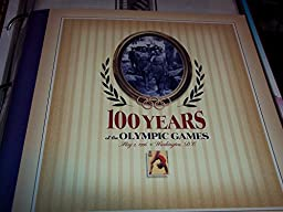 100 Years of the Olympic Games Sheet of 20 First Day of Issue May 2, 1996 Atlanta