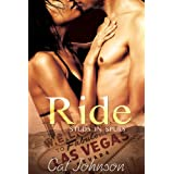 Ride (Studs in Spurs Book 3) ~ Cat Johnson