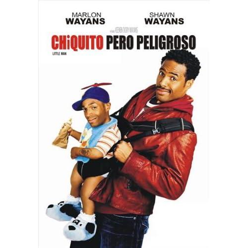 Little man poster movie argentine 11x17 shawn wayans marlon wayans