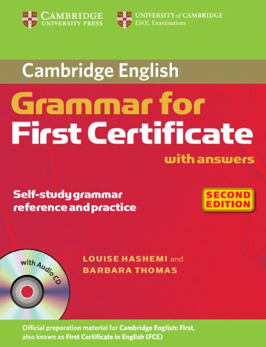 First Certificate Cambridge