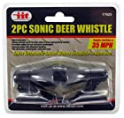 IIT 17925 Sonic Deer Whistle - 2 Piece