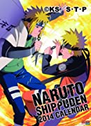 NARUTO-ナルト-疾風伝 2014カレンダー