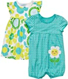 Carters 2-pc. Daddys Girl Romper & Dress Set