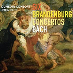 Brandenburg Concerto No. 6 in B-flat Major, BWV 1051 - III. Allegro
