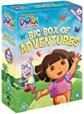 Dora the Explorer: Big Box of Adventures (10-Discs) [DVD]