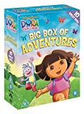 Dora the Explorer: Big Box of Adventures (10-Discs) [DVD]