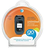 ATT Z222 (AT&T Go Phone) No Annual Contract