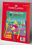 """Faber-Castell Watercolor Pad 9"""" x 12"""""""