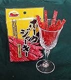秋田オリオンポークジャーキー(スティックタイプ)8g×100袋 グルメなおつまみ業務用