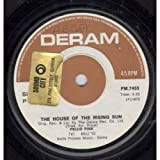 House Of The Rising Sun 7 Inch (7