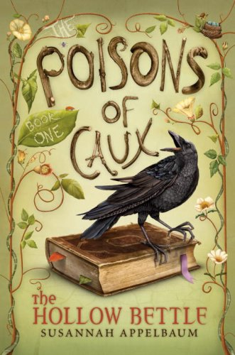 The Poisons of Caux: The Hollow Bettle (Book I) cover image