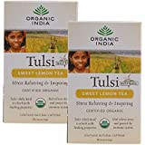 Organic India Tulsi Sweet Lemon Tea - 18 Tea Bags (2 Unit)