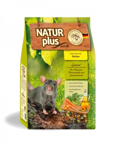 Natur Plus Rattenfutter 700g Picture