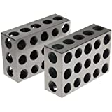 "BL-123 Pair of 1"" x 2"" x 3"" Precision Steel 1-2-3 Blocks"