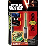 Action Lite Star Wars Mini Light Saber - Yoda