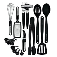 Kitchenaid Classic 17-piece Tools and Gadget Set - Lesbian Kitchen Gift