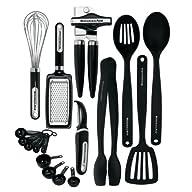 KitchenAid 17-piece Tools and Gadget…