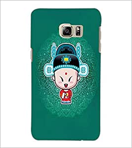 PrintDhaba Cartoon D-4162 Back Case Cover for SAMSUNG GALAXY NOTE 5 (Multi-Coloured)