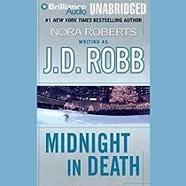 Midnight in Death Audiobook | J. D. Robb | Audible.com