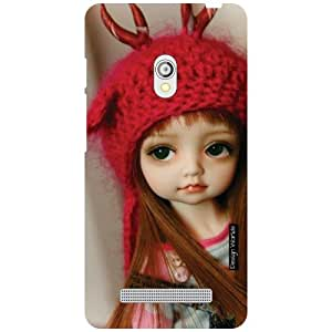 Design Worlds Asus Zenfone 5 A501CG Back Cover - Doll Designer Case and Covers