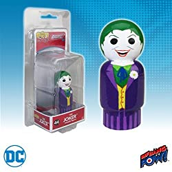 Bif Bang Pow The Joker Classic Pin Mate Wooden Figure