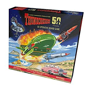 Modiphius Thunderbirds Co-Operative Board Game